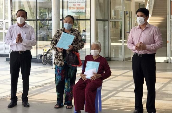 Thêm 3 bệnh nhân COVID-19 tại tỉnh Quảng Nam khỏi bệnh