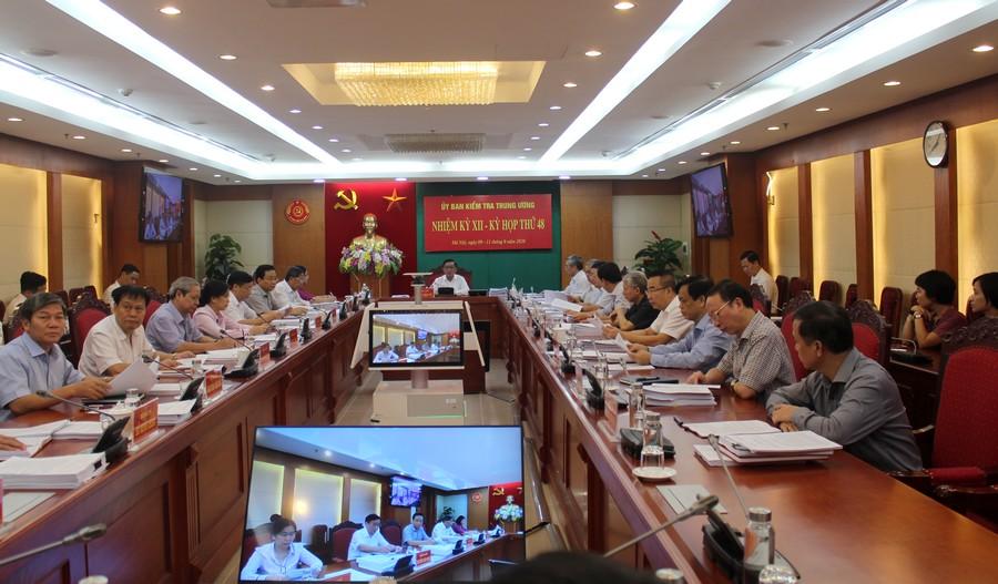 Kỷ luật 3 Thiếu tướng và 6 Đại tá nguyên lãnh đạo Binh đoàn 15 và TCT Sông Thu
