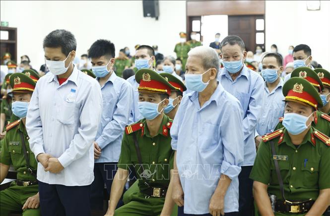 Xét xử vụ án tại Đồng Tâm Tuyên tử hình hai bị cáo