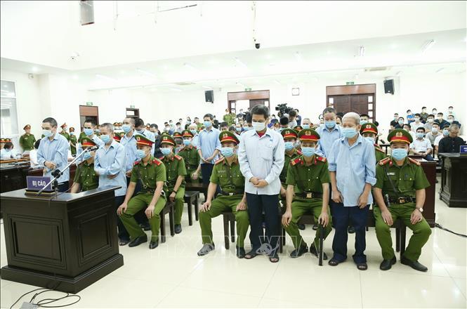Hai bị cáo trong vụ án Đồng Tâm bị tuyên án tử hình