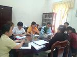 Vị Thủy, Hậu Giang Triển khai một số điểm mới của Quyết định 505 QĐ-BHXH đến các xã, thị trấn