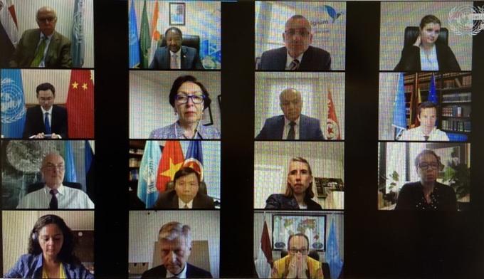 Hội đồng Bảo an thúc đẩy các biện pháp cải cách hoạt động gìn giữ hoà bình