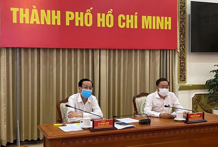 TP Hồ Chí Minh kiên quyết không để xảy ra làn sóng dịch COVID-19 thứ ba