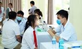 Tuyên Quang 100 số trường học trên địa bàn có số HSSV tham gia BHYT đạt 100
