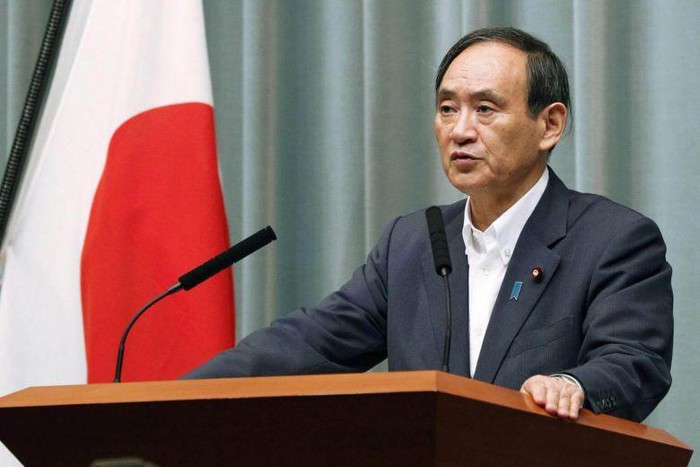 Việt Nam chúc mừng Ngài Suga Yoshihide được bầu làm Thủ tướng mới của Nhật Bản