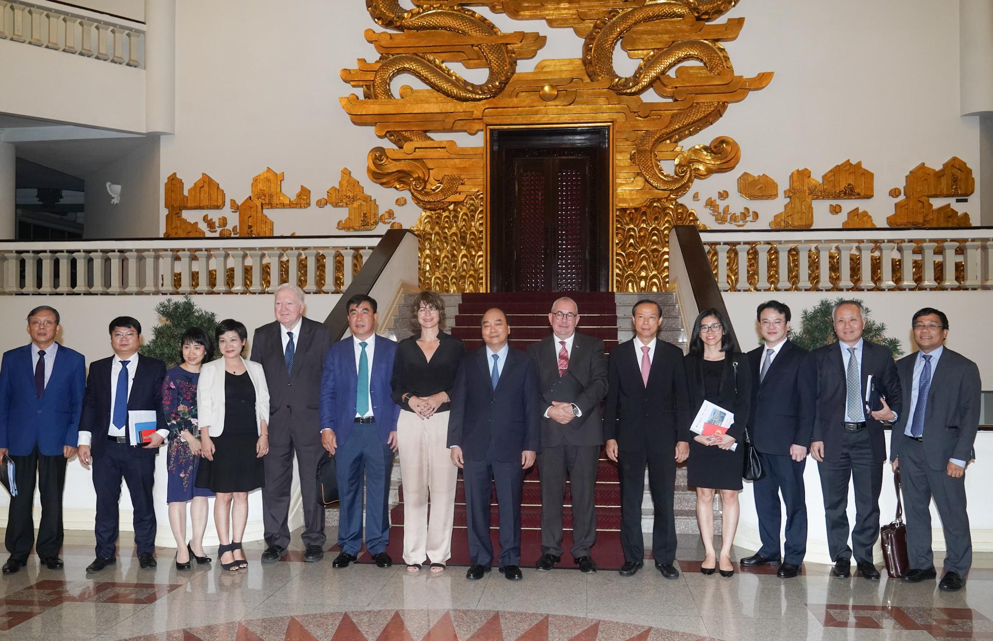 Việt Nam luôn tạo điều kiện thuận lợi cho các nhà đầu tư EU