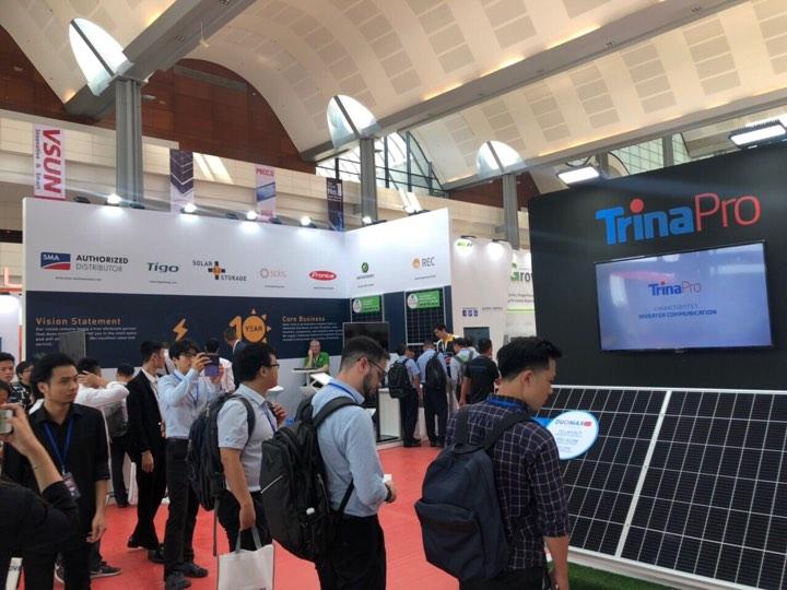 Sắp diễn ra triển lãm trực tuyến Năng lượng Mặt trời tại Việt Nam 2020