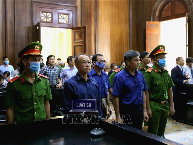 Nguyên Phó Chủ tịch UBND TP Hồ Chí Minh Nguyễn Thành Tài bị đề nghị mức án từ 8 đến 9 năm tù
