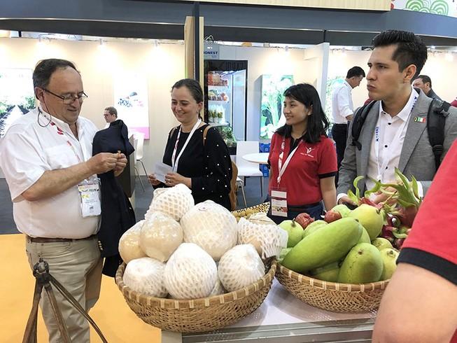 Nông sản Việt tăng tốc vào EU nhờ thuế 0