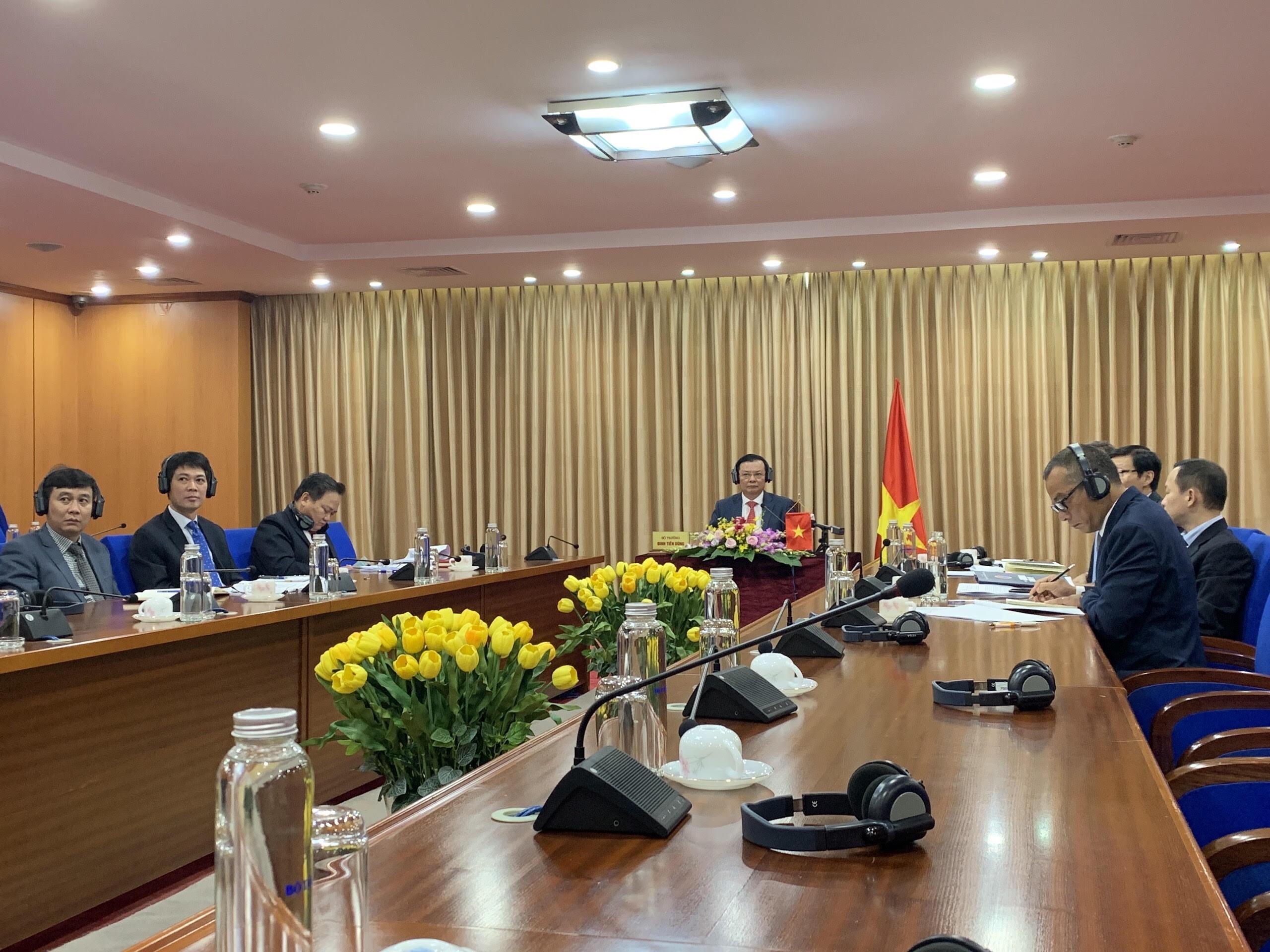 Việt Nam chia sẻ cơ chế tài chính để ứng phó dịch COVID-19 khi nguồn thu giảm