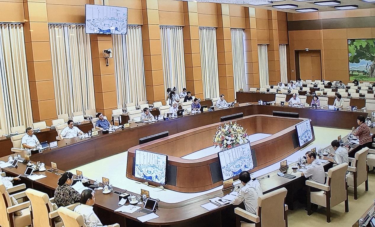 Quốc hội sẽ dành 1 ngày thảo luận về các dự thảo Văn kiện trình Đại hội XIII của Đảng