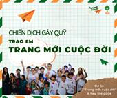 Gây quỹ cho dự án hỗ trợ làm giấy khai sinh cho trẻ em có hoàn cảnh đặc biệt tại TP Hồ Chí Minh