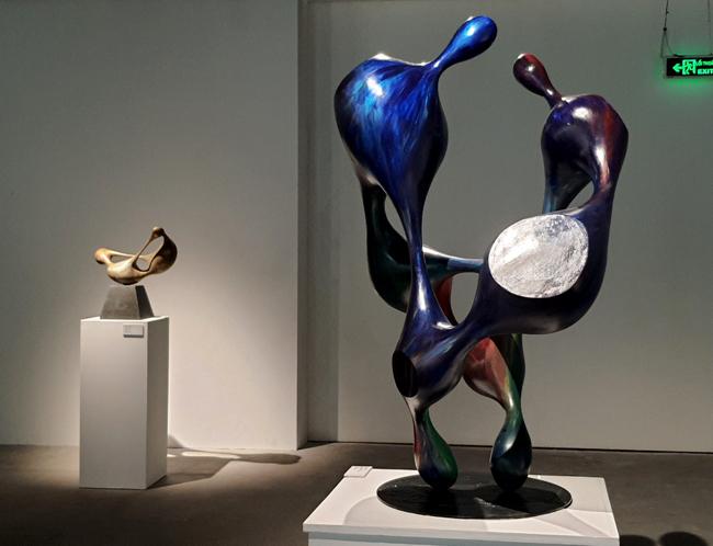 Dấu ấn điêu khắc Việt qua 63 tác phẩm mới
