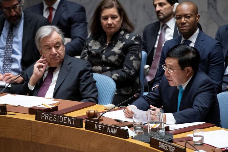 8 tháng tại Hội đồng Bảo an Dấu ấn Việt Nam