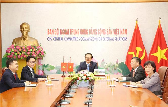 Tăng cường hợp tác Đảng Cộng sản Việt Nam và Đảng Lao động Mê-hi-cô