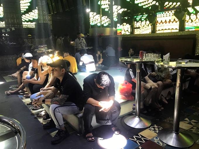 Phát hiện 102 người sử dụng ma túy trong quán bar ở Tiền Giang