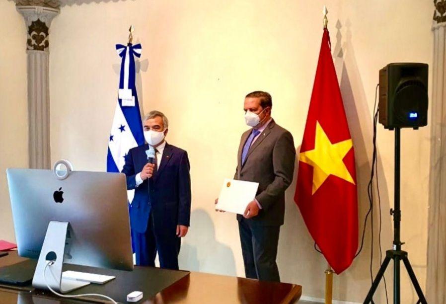 Thúc đẩy hợp tác toàn diện Việt Nam - Honduras