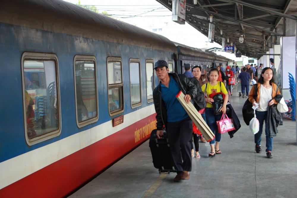 Mở bán vé tàu Tết Đinh Sửu từ đầu tháng 10 2020
