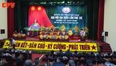 Hà Nam Đại hội Đảng bộ cấp tỉnh đầu tiên trên cả nước
