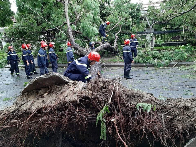 Thừa Thiên Huế Bão số 5 gây thiệt hại hơn 505 tỷ đồng