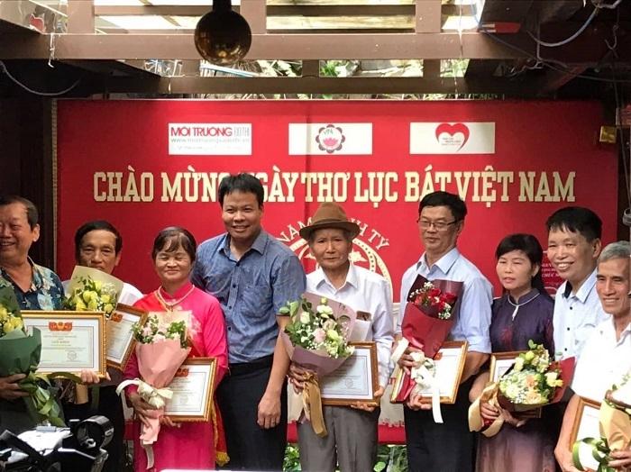 Ngày thơ lục bát Việt Nam 2020