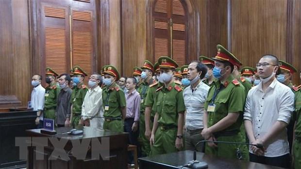 24 năm tù cho kẻ cầm đầu nhóm khủng bố chống phá chính quyền