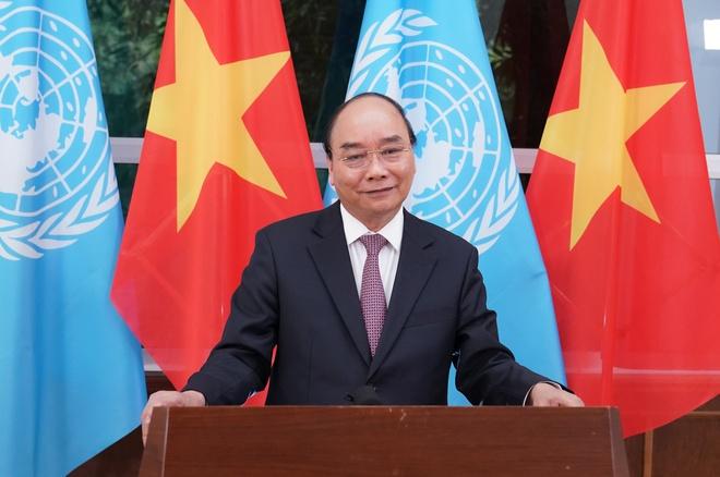 Việt Nam quyết tâm cùng tất cả các dân tộc trên thế giới gìn giữ hoà bình