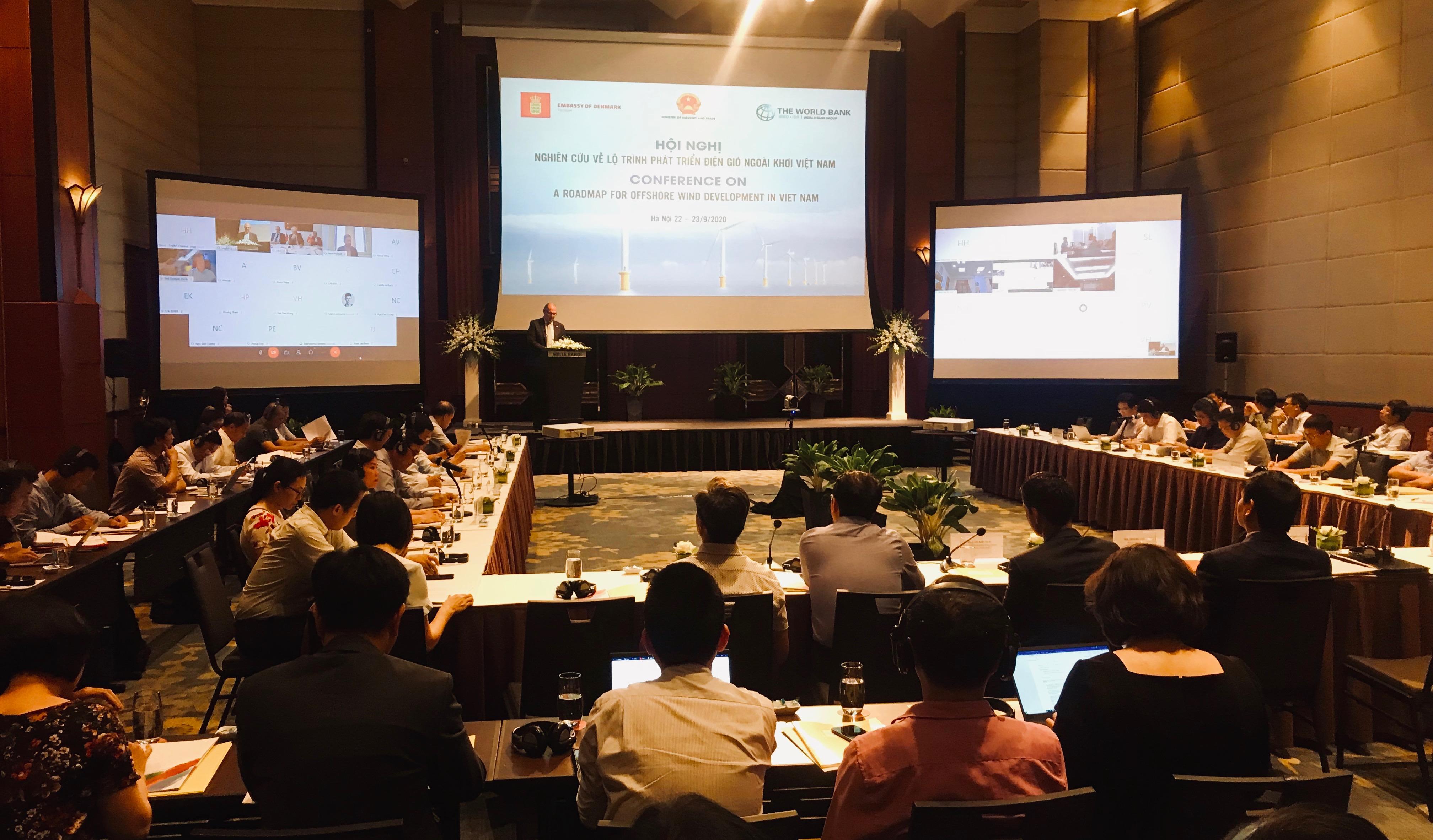 Đề xuất lộ trình phát triển điện gió ngoài khơi Việt Nam