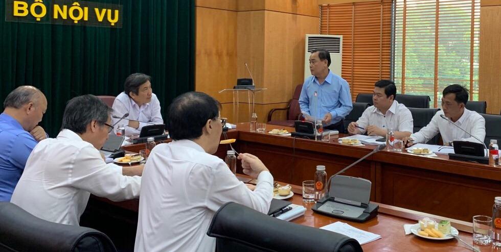Bộ Nội vụ thông qua đề án thành lập thị trấn Tân Bình