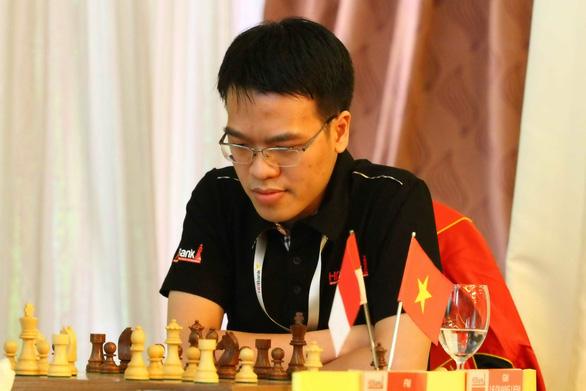 Lê Quang Liêm giành vé vào tứ kết giải cờ Banter Series 2020