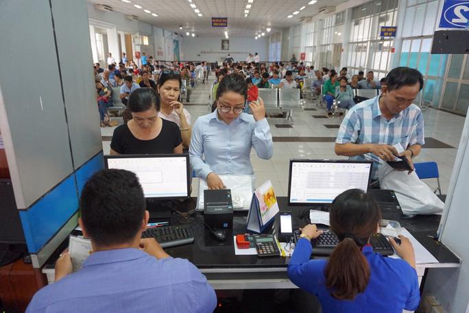 Từ ngày 1 10, Ga Sài Gòn bắt đầu bán vé tàu tết