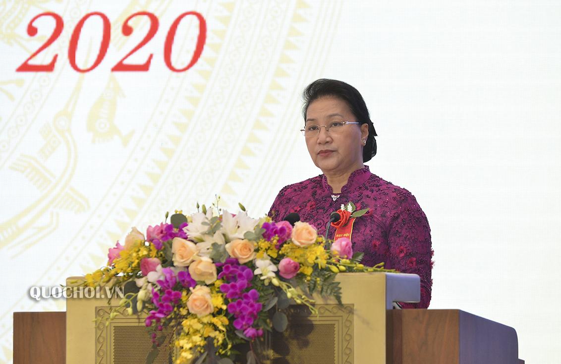 Đại hội thi đua yêu nước Văn phòng Quốc hội lần thứ IV