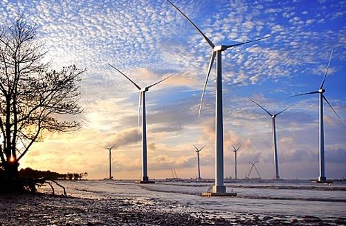 Đề xuất gia hạn thời gian áp dụng biểu giá điện gió