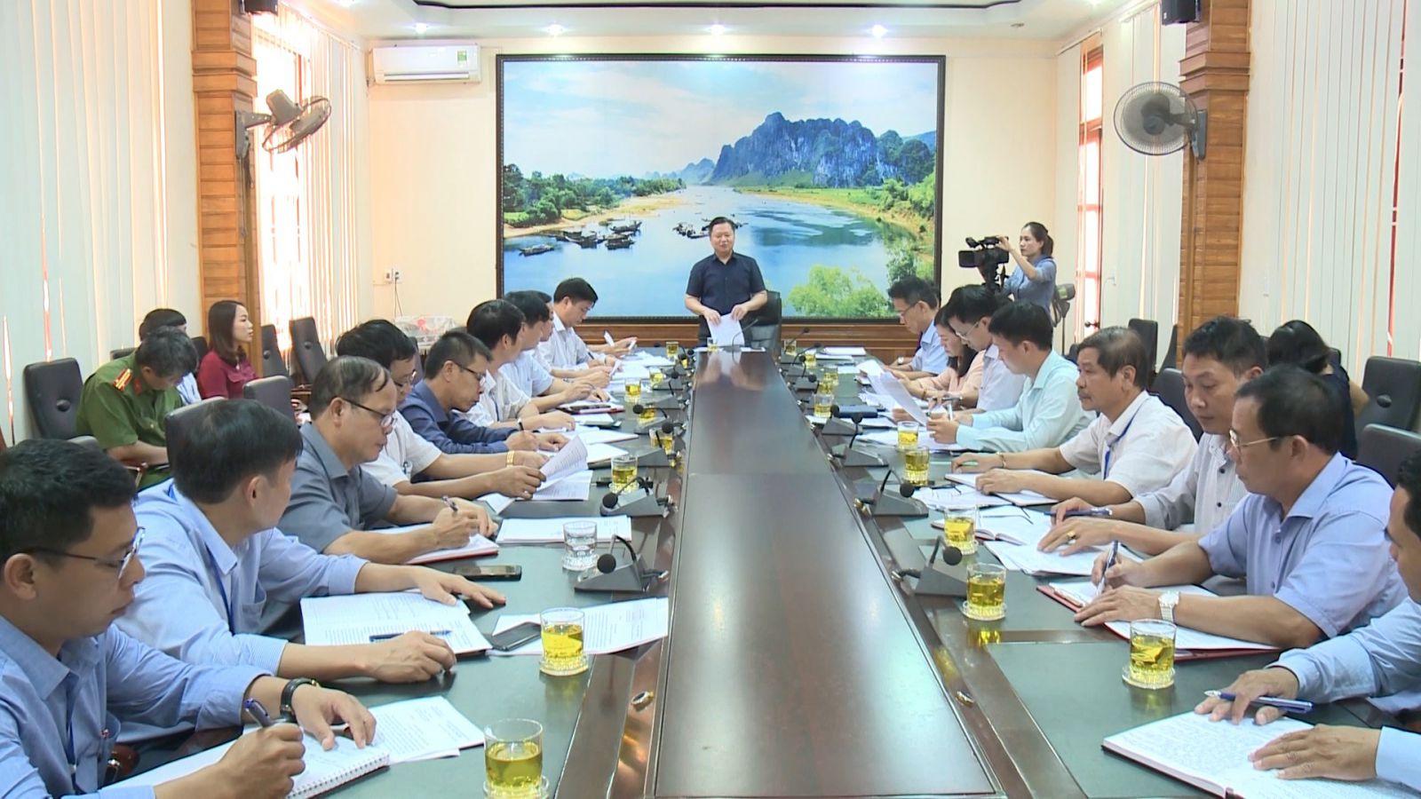 Tuyên Hóa Quảng Bình  Nhiều kết quả trong triển khai chính quyền điện tử