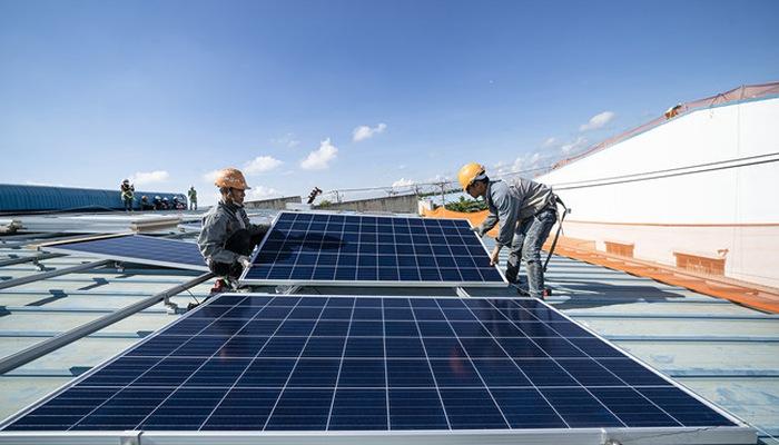 Ban hành văn bản hướng dẫn về điện mặt trời mái nhà
