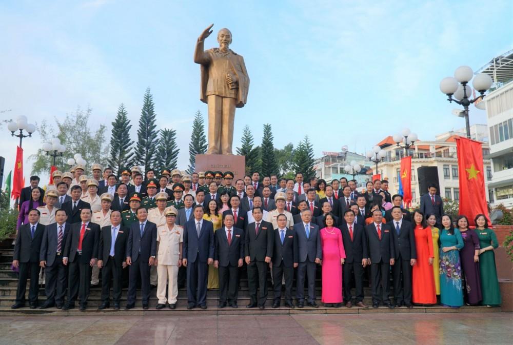347 đại biểu dự Đại hội đại biểu Đảng bộ TP Cần Thơ lần thứ XIV
