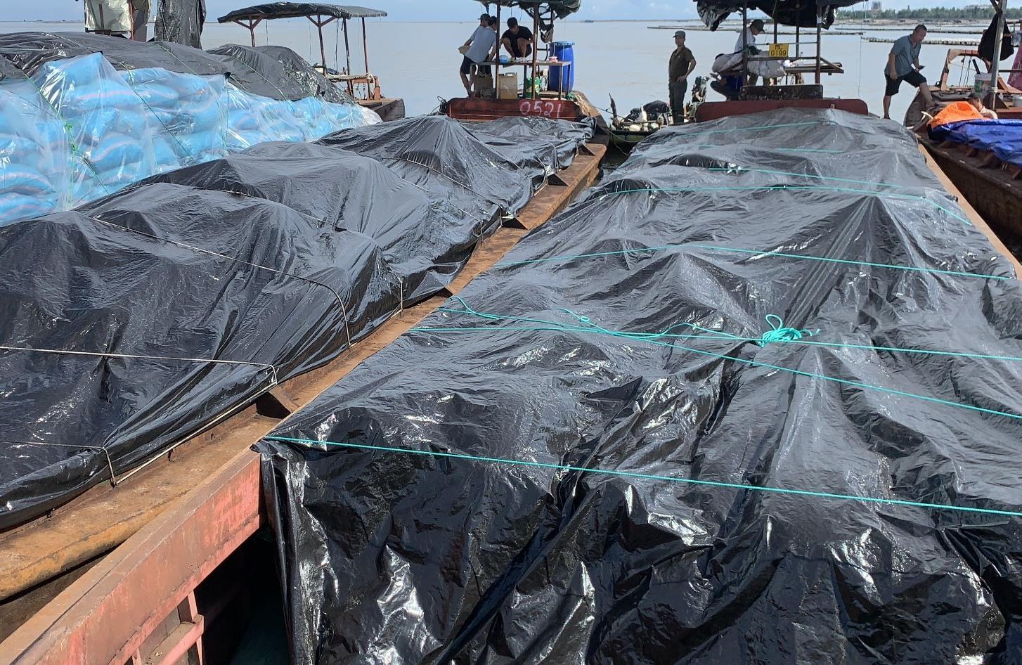 Quảng Ninh Bắt vụ buôn lậu lớn ở Móng Cái