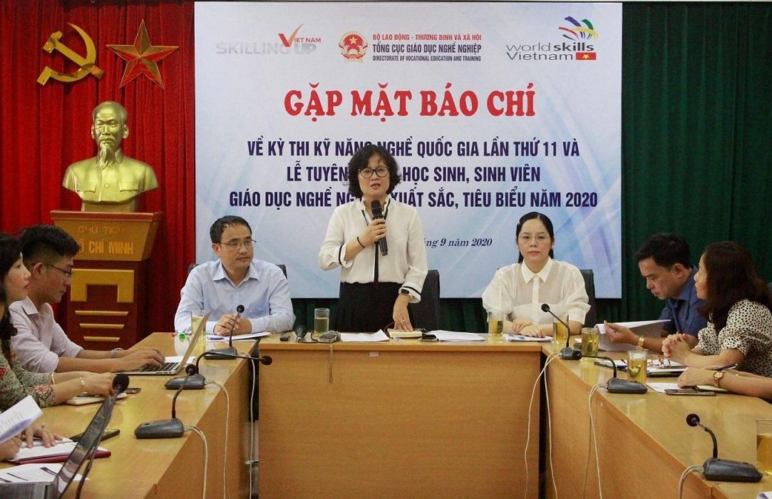 7 nghề lần đầu tiên được tổ chức thi tại kỳ thi Kỹ năng nghề quốc gia