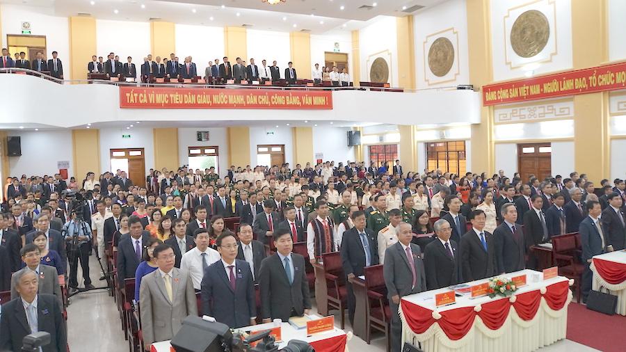 Xây dựng tỉnh Kon Tum phát triển nhanh và bền vững