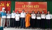Sóc Trăng Hoàn thành lớp thí điểm đào tạo tiếng Khmer cho cán bộ, viên chức