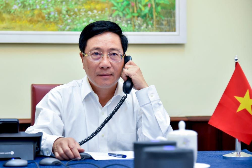 Việt Nam coi trọng quan hệ hợp tác hữu nghị nhiều mặt với Ả-rập Xê-út
