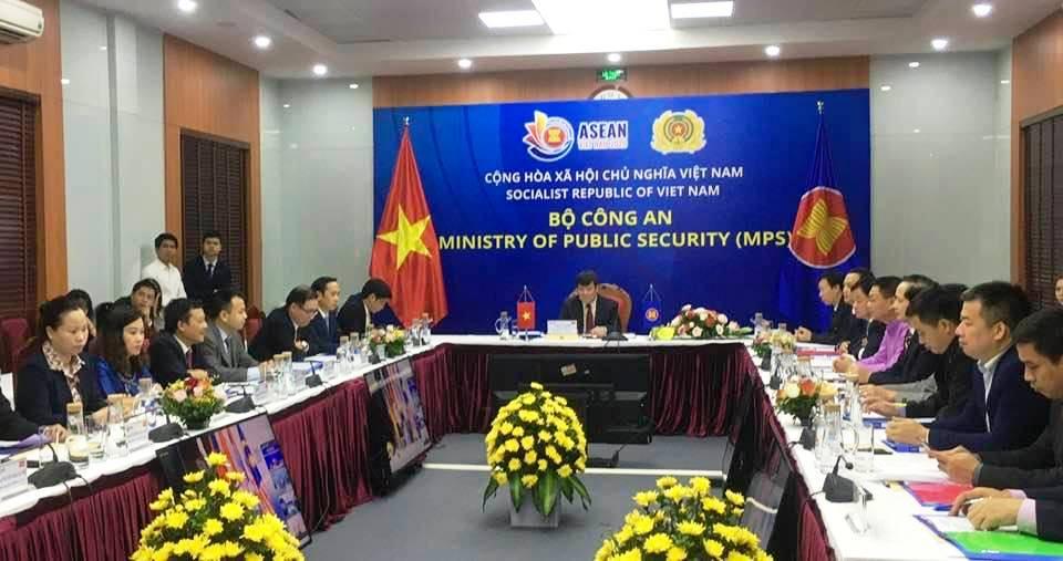 ASEAN tăng cường hợp tác phòng, chống tội phạm xuyên quốc gia