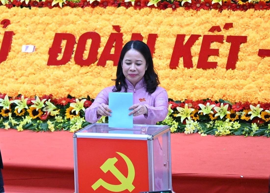48 đồng chí được bầu vào Ban Chấp hành Đảng bộ tỉnh An Giang nhiệm kỳ 2020- 2025