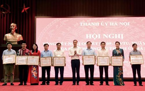 Nghị quyết số 09 giúp doanh nghiệp Hà Nội phát triển
