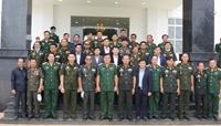 Việt Nam - Campuchia phối hợp tìm kiếm, quy tập hài cốt liệt sĩ