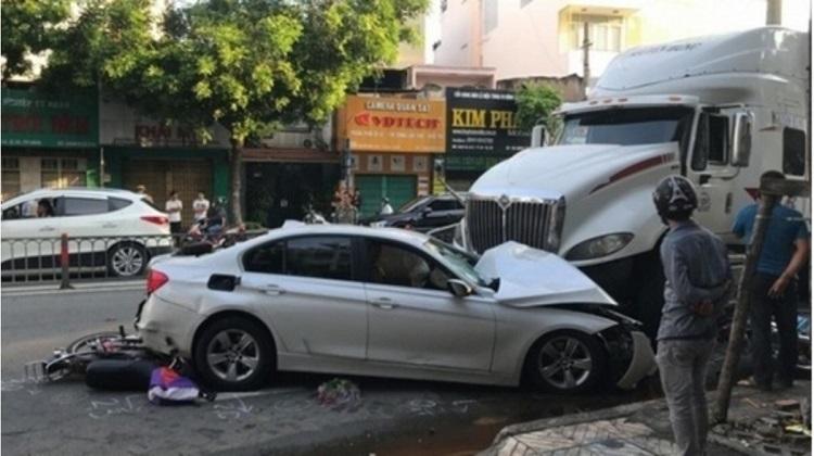 Số người thiệt mạng do tai nạn giao thông giảm