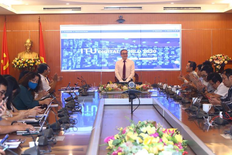 Hội nghị và Triển lãm thế giới số sẽ được Việt Nam tổ chức trực tuyến