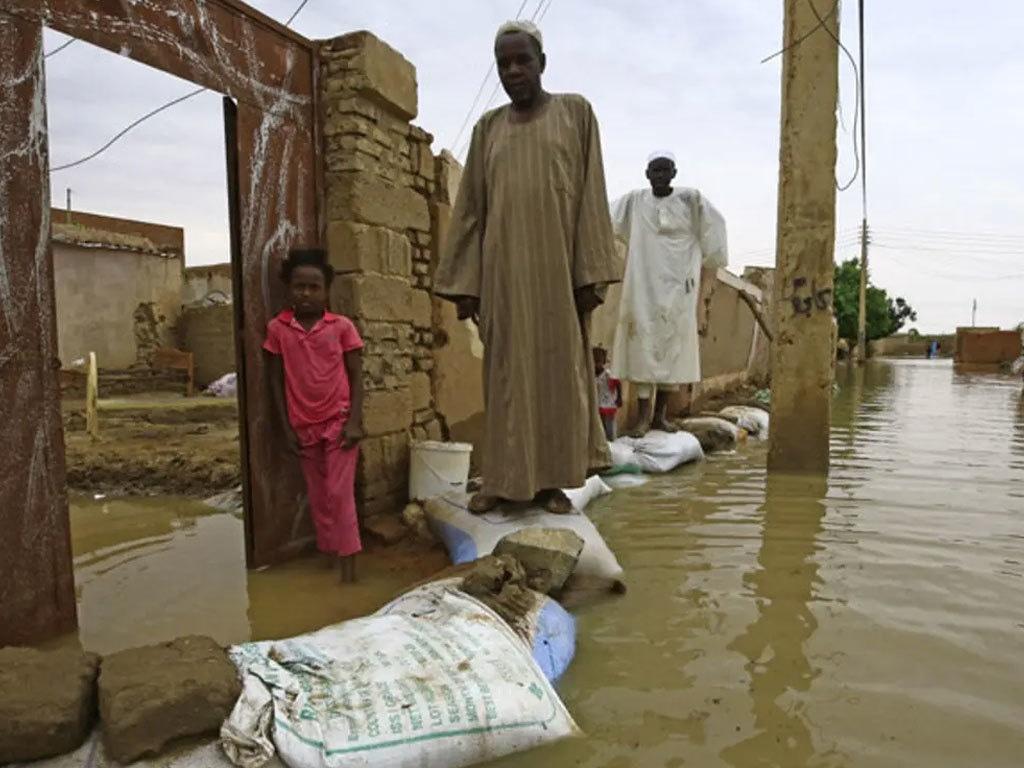Lũ lụt ảnh hưởng tới cuộc sống gần 830 000 người dân Sudan