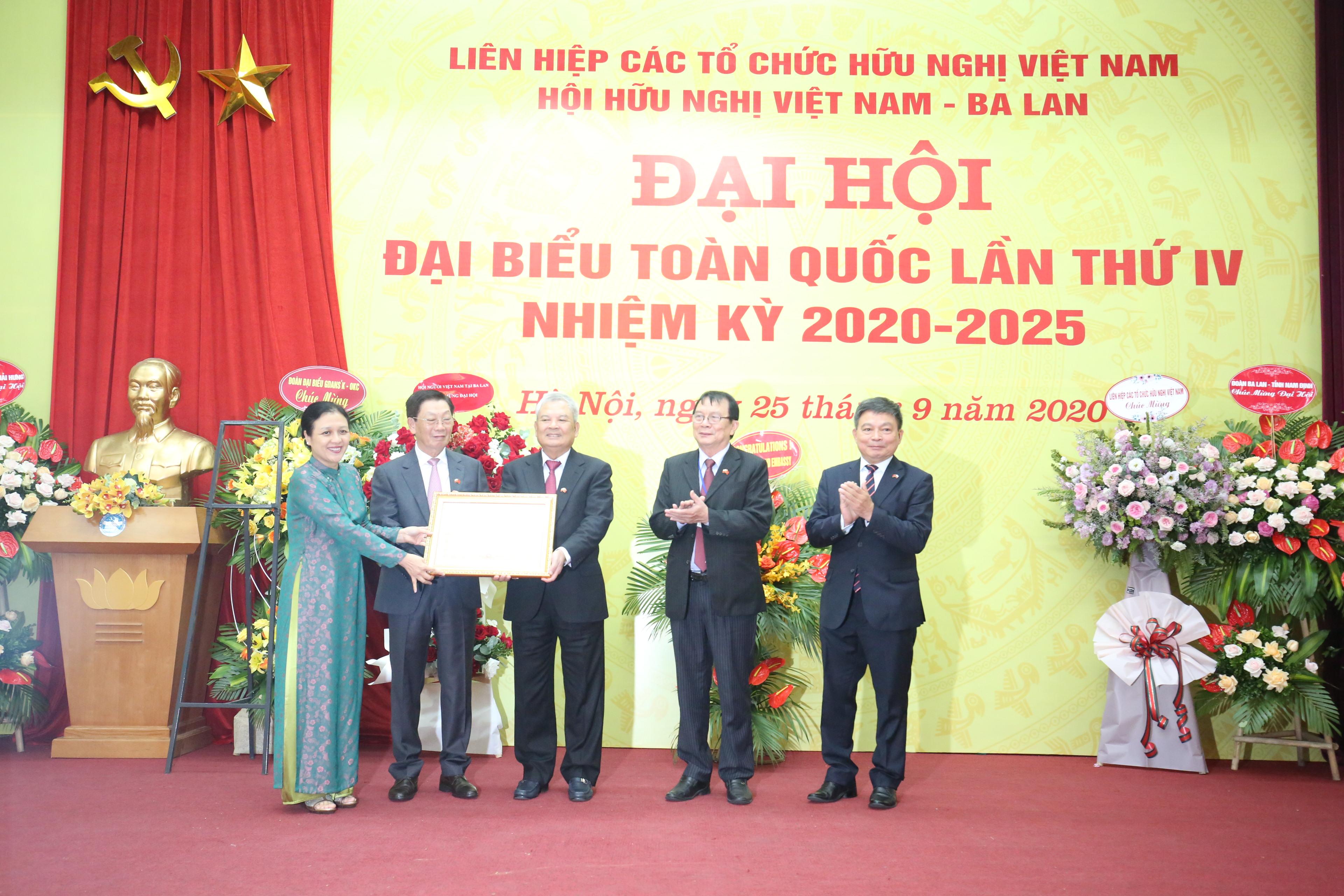 Ông Nguyễn Thế Thảo giữ chức Chủ tịch Hội hữu nghị Việt Nam - Ba Lan