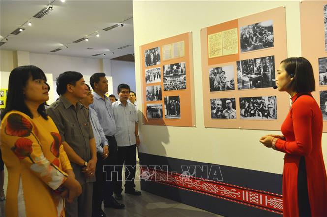 Đắk Lắk Trưng bày nhiều hình ảnh, tư liệu quý về Chủ tịch Hồ Chí Minh